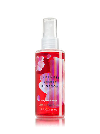 Signature Collection Japanese Cherry Blossom Travel Size Fine Fragrance Mist - Bath And Body Works
