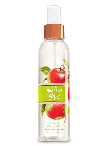 Signature Collection Champagne Apple & Honey Fine Fragrance Mist - Bath And Body Works