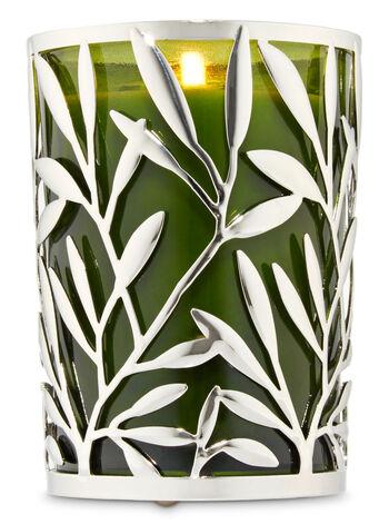 Vine Leaf Medium Candle Sleeve