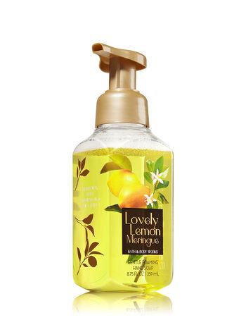 Lovely Lemon Meringue Gentle Foaming Hand Soap - Bath And Body Works