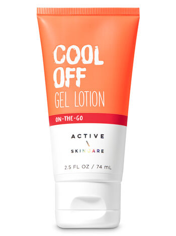 Signature Collection Cool Off Mini Gel Lotion - Bath And Body Works