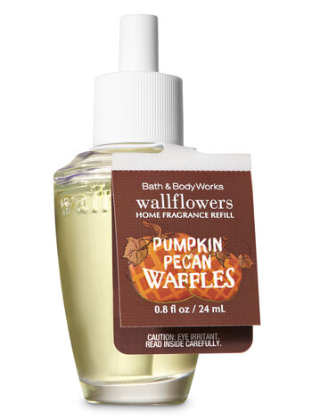 Pumpkin Pecan Waffles Wallflowers Fragrance Refill - Bath And Body Works