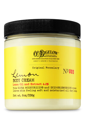 Lemon Body Cream - Bath And Body Works