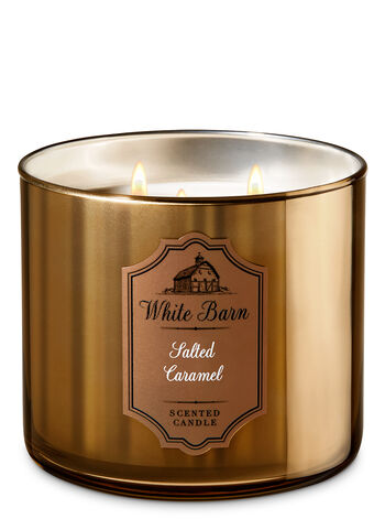 Salted Caramel 3-Wick Candle