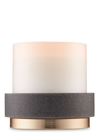 Modern Understatement 3-Wick Candle Holder - Bath And Body Works