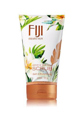 Signature Collection Fiji Pineapple Palm Sand & Sea Salt Scrub - Bath And Body Works