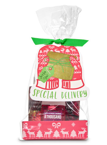 A Thousand Wishes Special Delivery Mini Gift Set