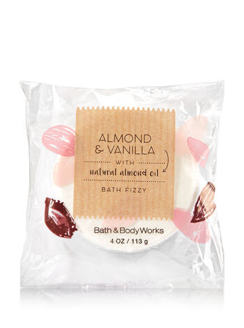 Signature Collection Almond & Vanilla Bath Fizzy - Bath And Body Works