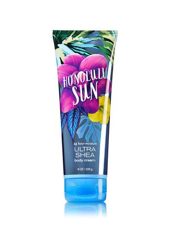 Signature Collection Honolulu Sun Body Cream - Bath And Body Works