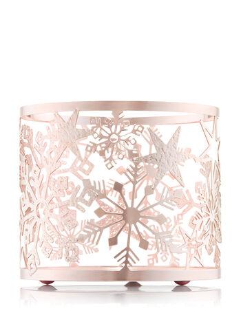 Starflake 3-Wick Candle Sleeve