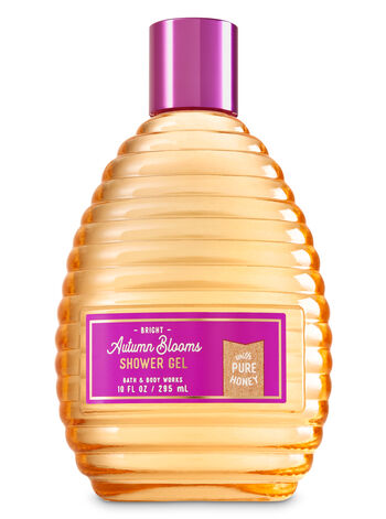 Signature Collection Bright Autumn Blooms Shower Gel - Bath And Body Works