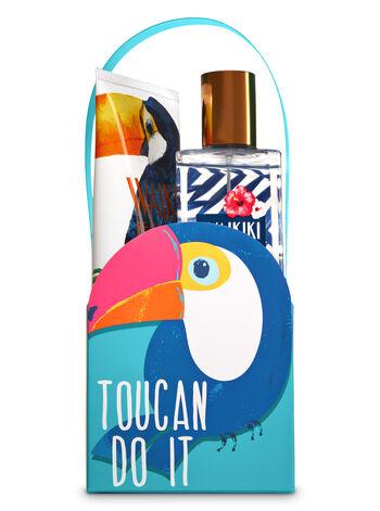 Waikiki Beach Coconut Toucan Do It Gift Set