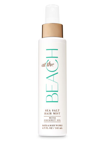 Signature Collection At The Beach Sea Salt Hair Mist - Bath And Body Works