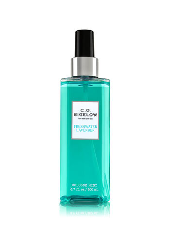 C.O. Bigelow Freshwater Lavender Cologne Mist - Bath And Body Works