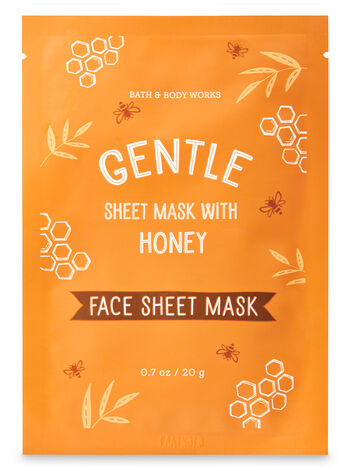 Gentle with Honey Face Sheet Mask