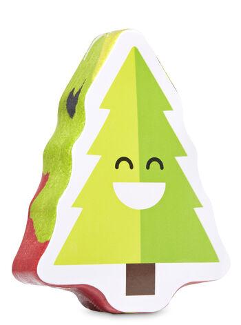 Cheery Tree Expandable Washcloth