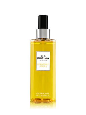 C.O. Bigelow Bergamot Amber Cologne Mist - Bath And Body Works