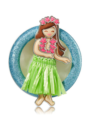 Hula Girl Scentportable Holder - Bath And Body Works