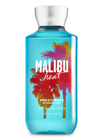 Signature Collection Malibu Heat Shower Gel - Bath And Body Works