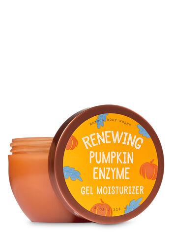 Pumpkin Enzyme Gel Moisturizer - Bath And Body Works