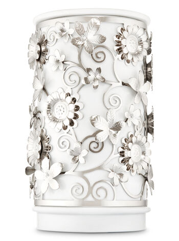 French Flower Sleeve Fragrance Warmer Wrap - Bath And Body Works