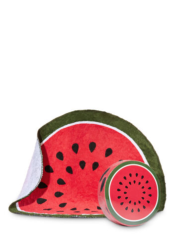 Watermelon Expandable Washcloth - Bath And Body Works