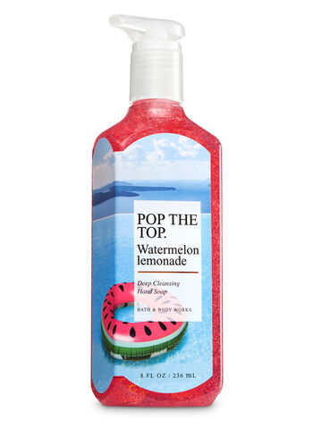 Watermelon Lemonade Deep Cleansing Hand Soap - Bath And Body Works