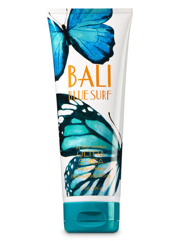 Signature Collection Bali Blue Surf Body Cream - Bath And Body Works