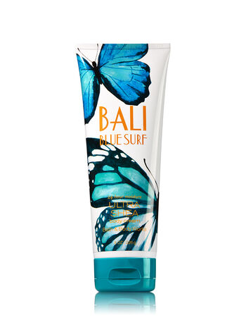 Signature Collection Bali Blue Surf Ultra Shea Body Cream - Bath And Body Works