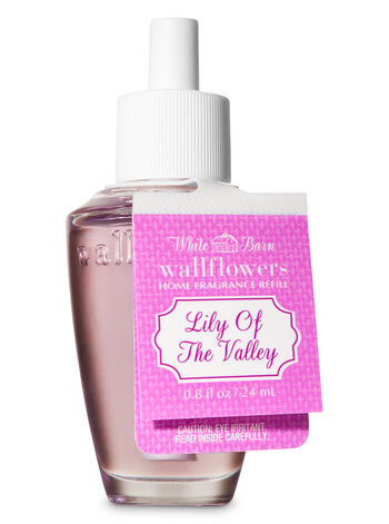 Lily of the Valley Wallflowers Fragrance Refill - Bath And Body Works