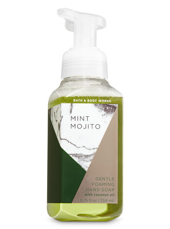 Mint Mojito Gentle Foaming Hand Soap - Bath And Body Works