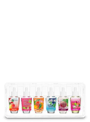 Flashback Fragrances 6-Pack Wallflowers Sampler