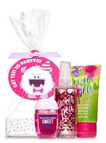 Sweet Pea Yeti Mini Gift Set