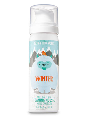 Winter Foaming Hand Sanitizer - Bath And Body Works