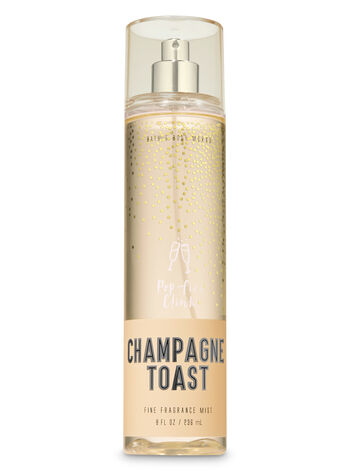 Signature Collection Champagne Toast Fine Fragrance Mist - Bath And Body Works