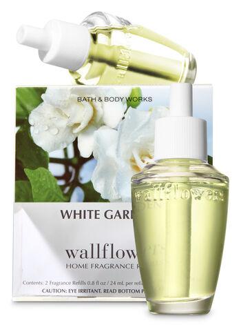 White Gardenia Wallflowers Refills 2-Pack - Bath And Body Works