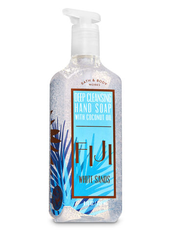 Fiji White Sands Deep Cleansing Hand Soap - Bath And Body Works
