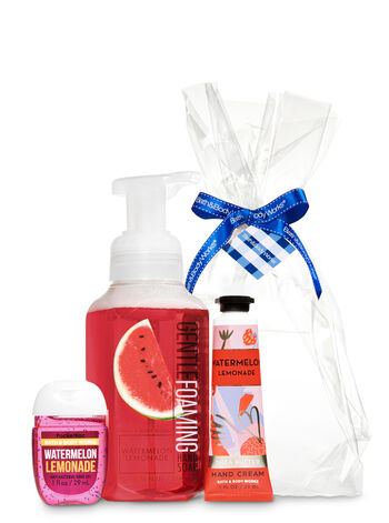 Watermelon Lemonade Happy Hands Gift Kit - Bath And Body Works