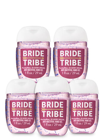 Bride Tribe PocketBac Hand Sanitizers, 5-Pack - Bath And Body Works