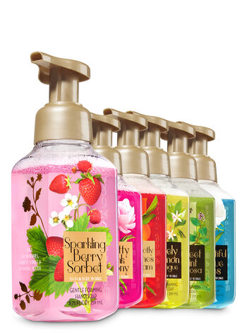 You're So Beautiful 6-Pack Gentle Foaming Soap - Bath And Body Works