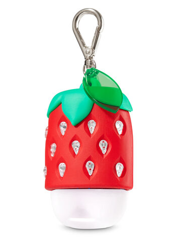 Strawberry Bling PocketBac Holder - Bath And Body Works