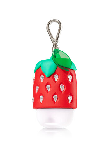 Strawberry Bling PocketBac Holder - Bath And Body Works