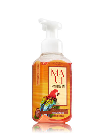 Maui Mango Mai Tai Gentle Foaming Hand Soap - Bath And Body Works