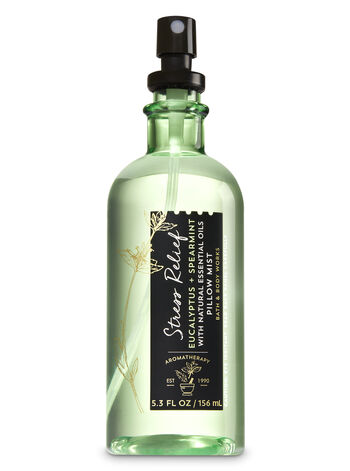 Aromatherapy Stress Relief - Eucalyptus & Spearmint Pillow Mist - Bath And Body Works