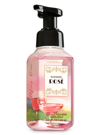 Raspberry Rosé Gentle Foaming Hand Soap - Bath And Body Works