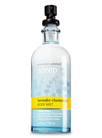 Aromatherapy Lavender Chamomile Body Mist - Bath And Body Works