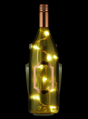 Wine Bottle with Fairy Lights Wallflowers Fragrance Plug