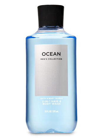 Signature Collection Ocean 2-in-1 Hair + Body Wash - Bath And Body Works