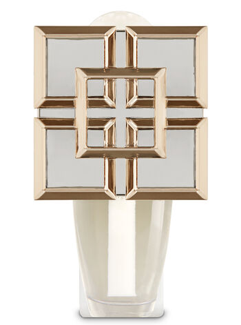 Square Mirror Shield Wallflowers Fragrance Plug