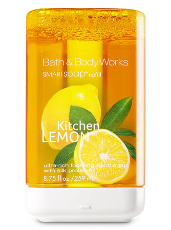 Kitchen Lemon SmartSoap Foaming Hand Soap Refill - Bath And Body Works